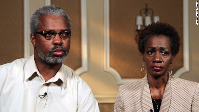Pam and Robert Champion are suing in the wake of the death of their son, a drum major at Florida A&M University.