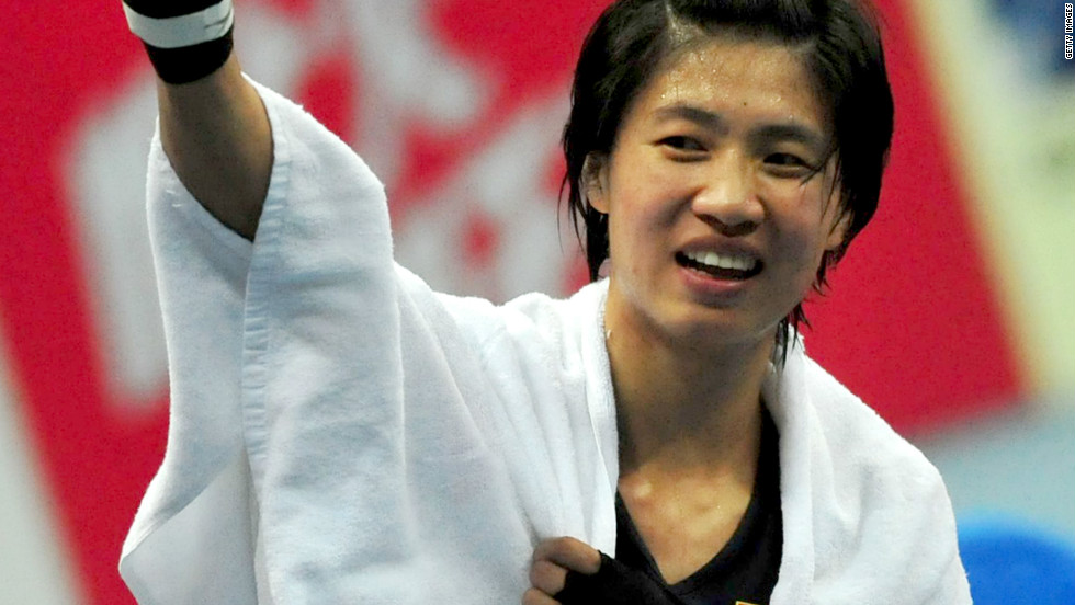 Mary Kom is one of the finest female boxers of her generation. She is the only woman to win a medal at all six Amateur World Championships, taking home the gold on five occasions. The 29-year-old is India's only qualifier for the Olympics and is also the IBA's Ambassador for Women's Boxing. In 2010 she was voted Indian Sportswoman of the Year.