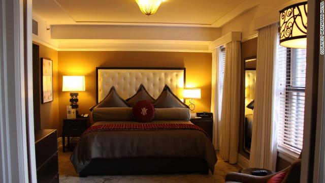 Heathman Hotel Portland Suite
