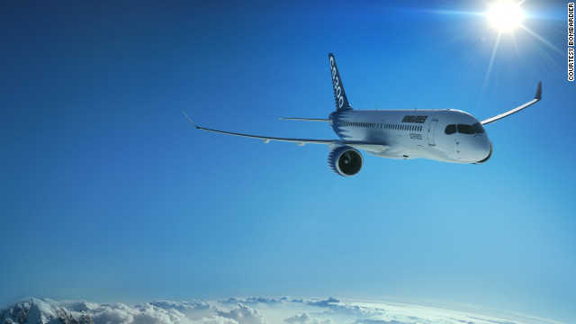 Bombardier enters mainline with CSeries