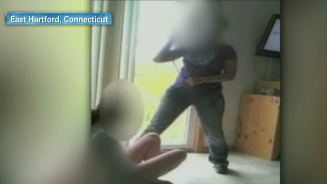 Video appears to show group home abuse