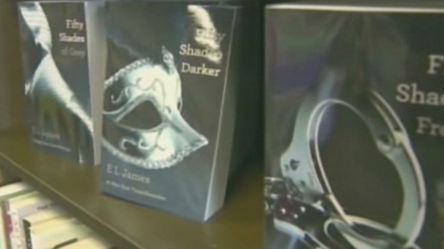 Women seek '50 Shades' experience