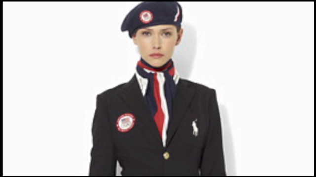 Lepore on Olympic uniform controversy