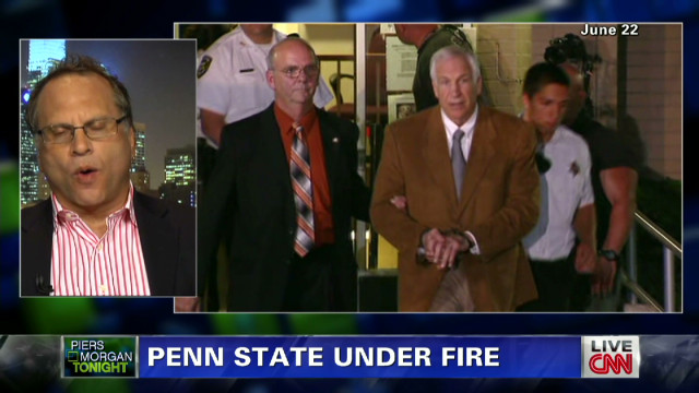Buzz Bissinger on Joe Paterno
