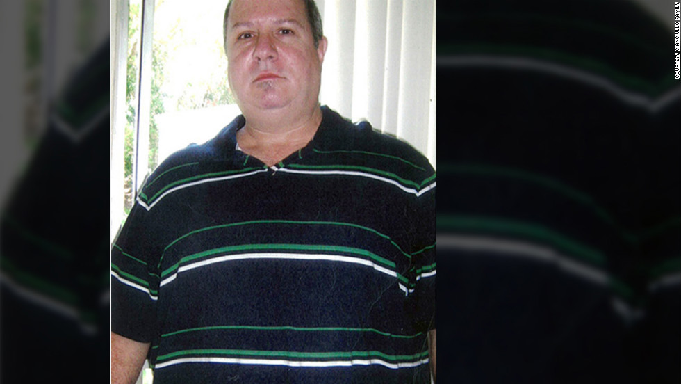 "Before bariatric surgery, Mike Cianciullo weighed 321 pounds. At 5'7"", he had a BMI of 50."