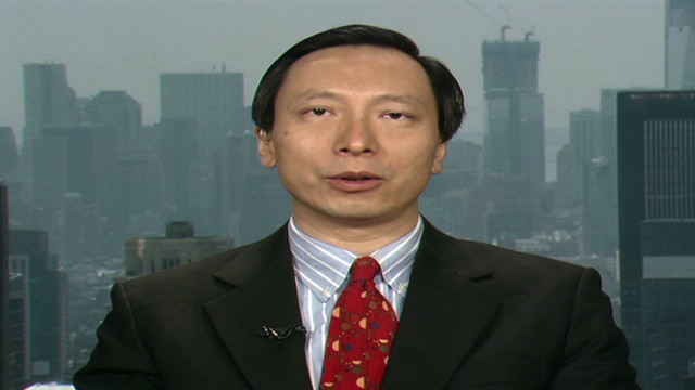 CNN focuses on China's slowing economy