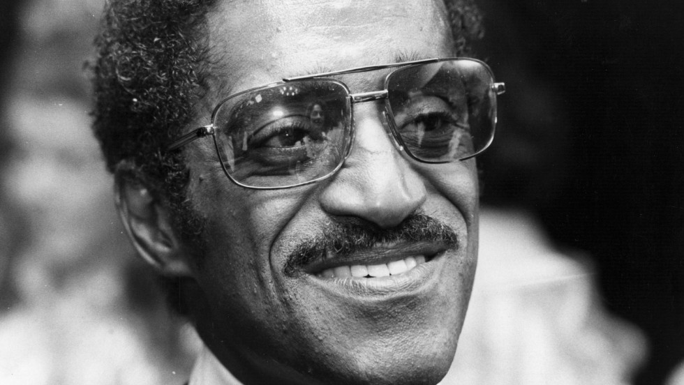 Rat Packer Sammy Davis Jr. was a Democrat at the start of the Kennedy years but switched to supporting Republican Richard Nixon in the early 1970s. Nixon later invited him to stay overnight at the White House.