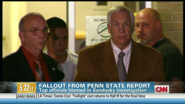 More charges in Penn State scandal?