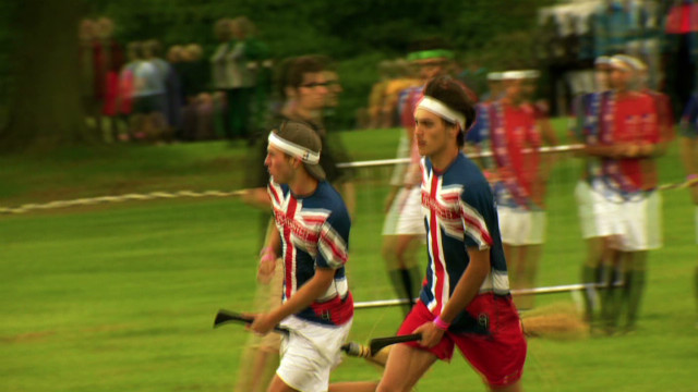 Quidditch as an Olympic sport?