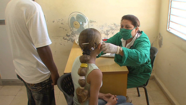 Cuba deals with cholera epidemic