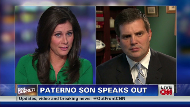 Jay Paterno: Freeh report is not the end