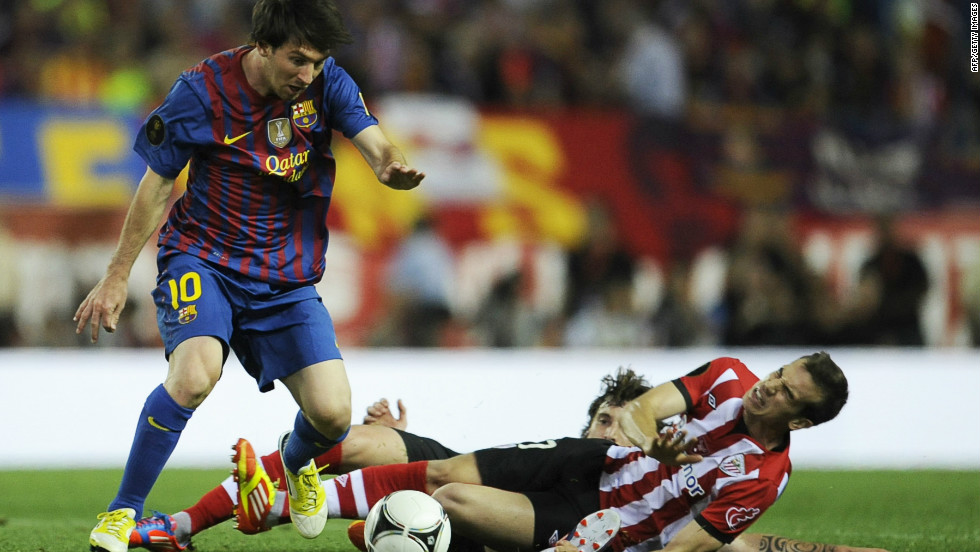 "Clubs are constantly on the search for the next ""Lionel Messi."" The Argentine joined Barcelona from Newell's Old Boys in 2000 at the age of 13."