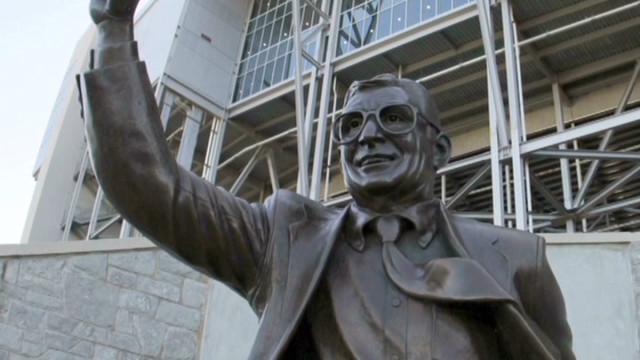Bowden: Paterno statue should go