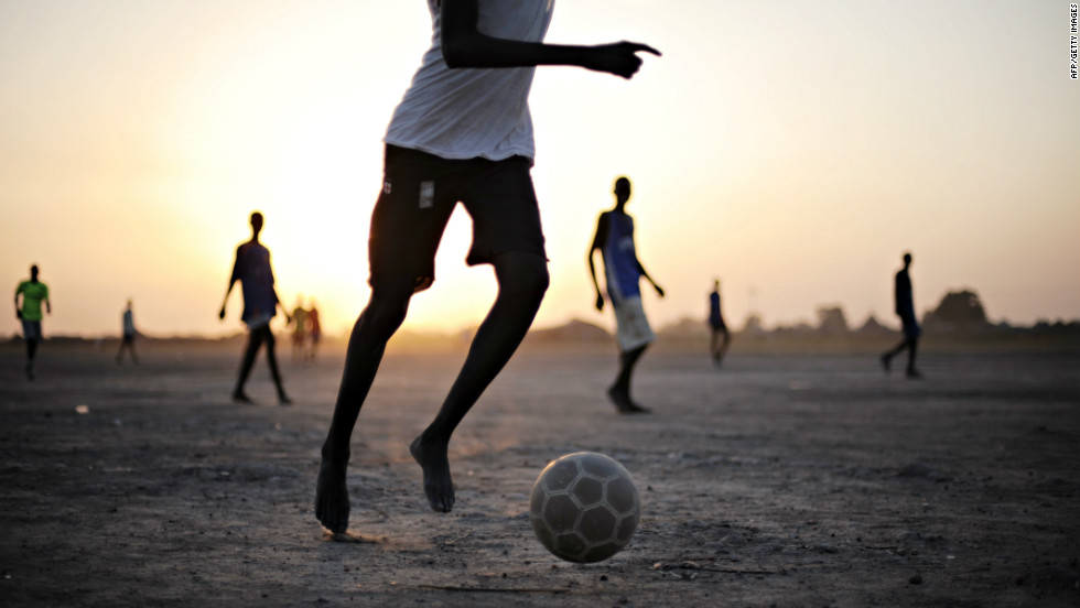An academic study in 2009 estimated as many as 20,000 African boys are living on the streets of Europe after failing to secure contracts with European clubs following their trials.