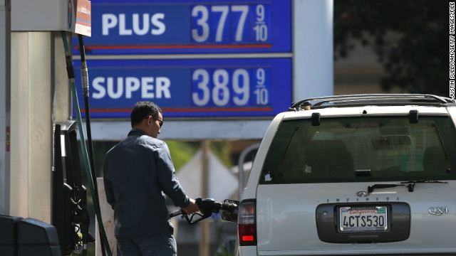 The average cost of a gallon of regular is $3.69 nationwide, the Lundberg Survey found.