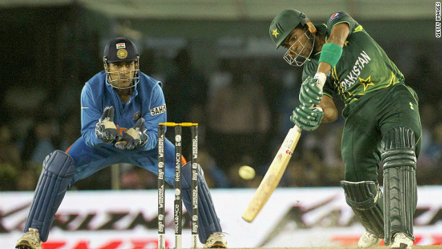 India and Pakistan last met in the 2011 World Cup semifinal, but have not played a series together since 2007.