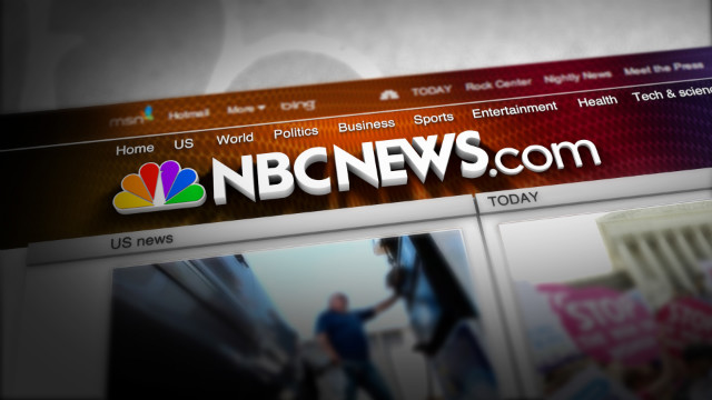 MSNBC.com changed its name on Monday to NBCNews.com following a split from Microsoft.