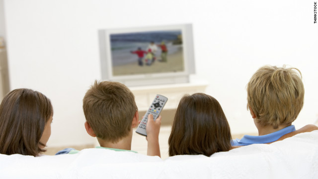A new study finds the more TV kids watch, the thicker they get around the waistline and the weaker their muscle strength.
