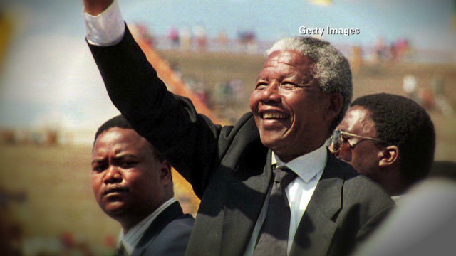 Musical tribute to Nelson Mandela
