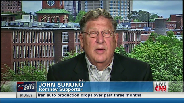 Sununu: Obama admin. 'a disaster'