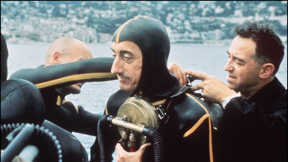 "Cousteau is the grandson of legendary ocean explorer <a href=""http://cnn.com/2012/07/16/tech/cousteau-jacques-explorer-inventor/index.html"">Jacques Cousteau</a> (pictured)."
