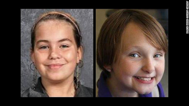 Missing Iowa girl's grandma: not family