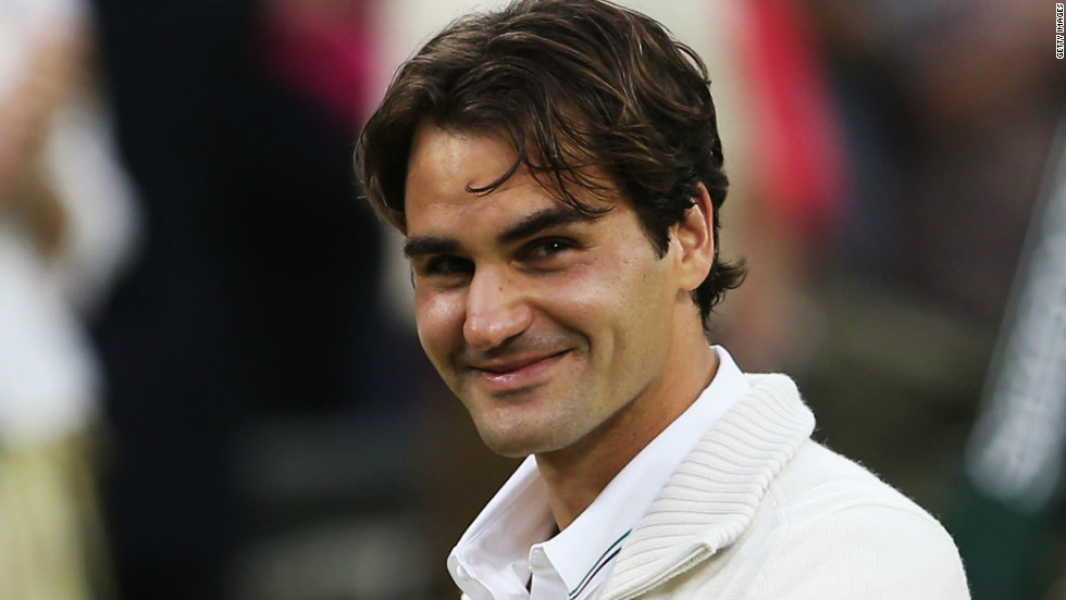 Roger Federer has surpassed Pete Sampras' record of 286 weeks at the top of the world rankings, after a two-year absence from the No. 1 spot. Federer will be hoping to cement his status as the best in the world with a gold medal at the Olympic Games in London later this month.