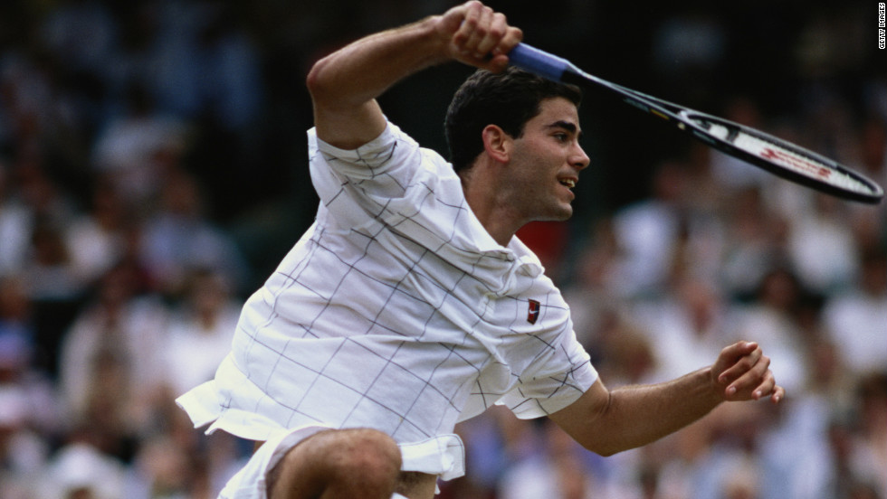 Sampras' record had looked to be safe, but Federer's Wimbledon win -- his first grand slam title since 2010 -- equaled the American's mark of seven crowns at the All England Club and ended Novak Djokovic's 12-month reign.