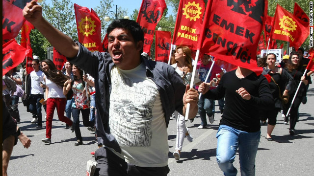 Greeks take stand against austerity