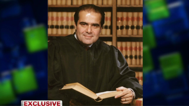 A look at Justice Antonin Scalia