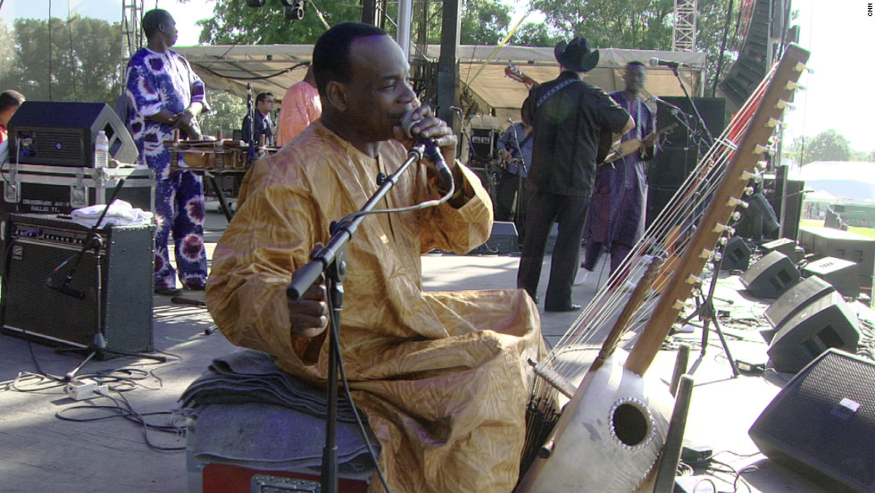 "Diabate was 21 when he recorded his first album, ""Kaira,"" in 1986. His recording debut is regarded as the first ever solo kora album and remains a bestseller."