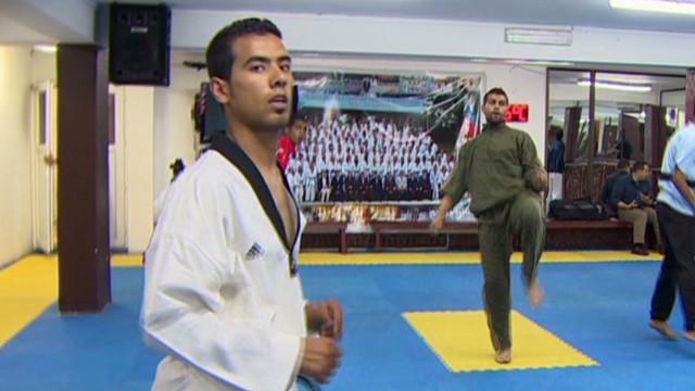 Libya's rising Taekwondo star
