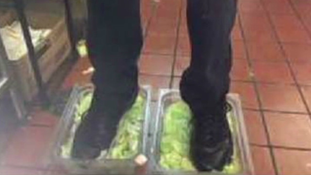 Fast-food workers fired over food safety
