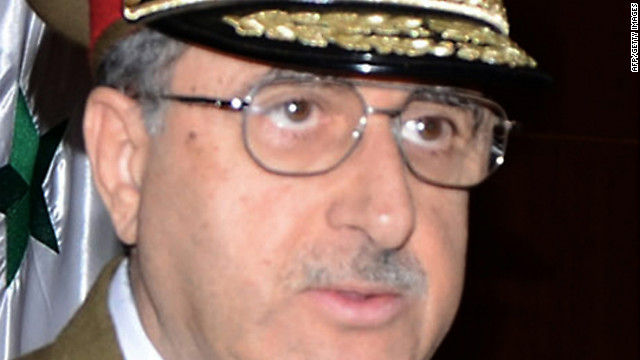 Syrian defense minister reported killed