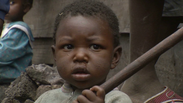 Congo cycle of violence