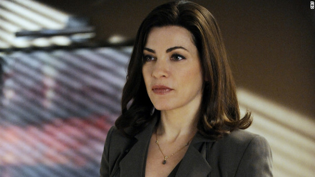 "Julianna Margulies stars in ""The Good Wife."""