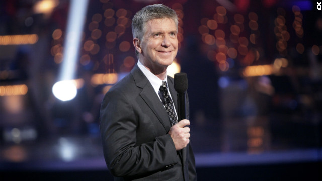 "Host Tom Bergeron will be back with a new crop of celebs for ""Dancing with the Stars."""