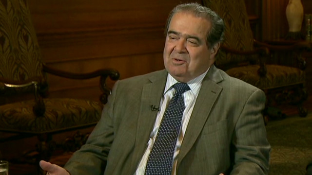 Scalia: Roe v. Wade theory not sound