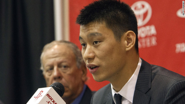 Lin: I'm thankful for what New York did