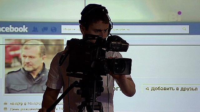 Press freedom fears in Ukraine