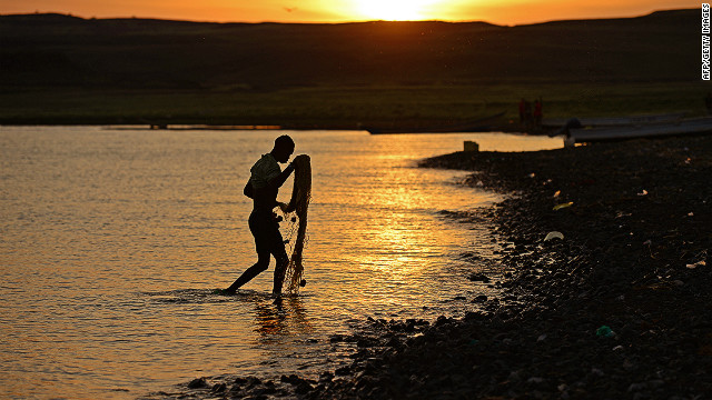 Saving Africa's Lake Turkana