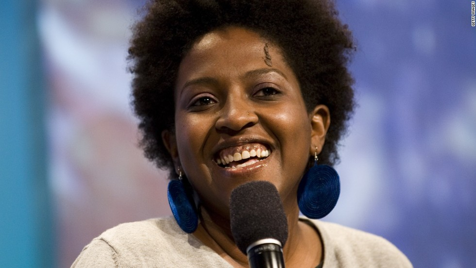 Ory Okolloh, policy manager and government relations manager for Google in Africa.