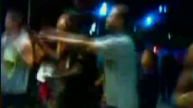 Video: Chaos at theater shooting scene