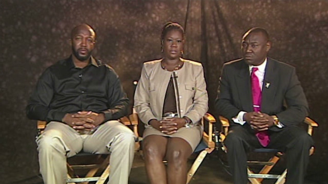 2012: Trayvon's parents speak