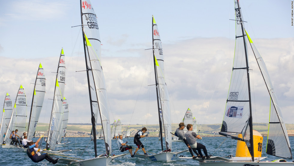 The Weymouth and Portland National Sailing Academy is located on the Isle of Portland, eight kilometers south of Weymouth. The academy's aims are to promote the sport of sailing at all levels through courses, training and events.