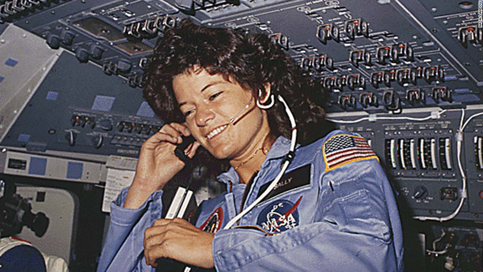"<a href=""http://www.cnn.com/2012/07/23/us/sally-ride-dead/index.html"" target=""_blank"">Sally Ride</a>, the first American woman to fly in space, died after a 17-month battle with pancreatic cancer on July 23. She was 61."