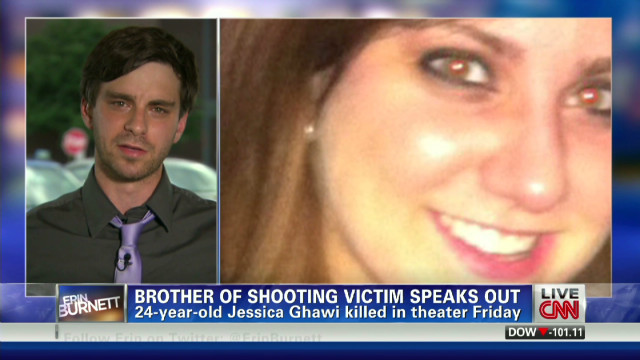 Brother of shooting victim speaks out
