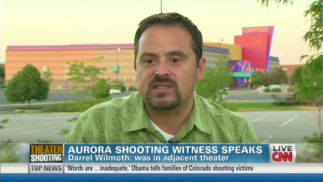 Colorado shooting witness helps wounded
