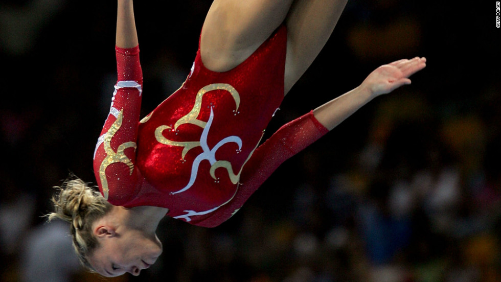 "When it comes to trampolining, ""precise technique and perfect body control are vital for success, with judges delivering marks for difficulty, execution and time of flight, minus penalties,"" Olympic officials say."
