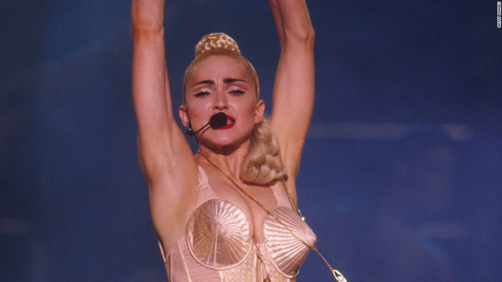 Madonna has courted controversy her entire career. Her suggestive, sex-laden performance during 1990's Blonde Ambition tour led authorities in Toronto to threaten to cancel her show.